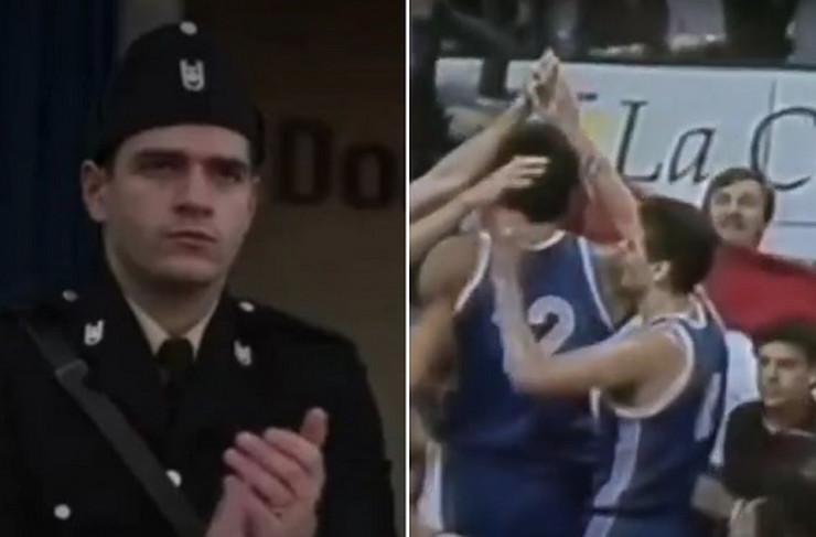 Petar Đurđević kao Dinko Šakić i Tomas Šakić
