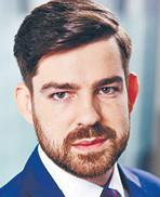 Marcin Szlasa-Rokicki radca prawny w zespole prawa pracy kancelarii Bird & Bird