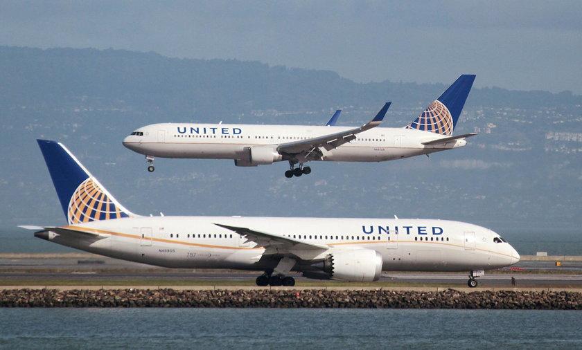 Skandal na lotnisku w Denver