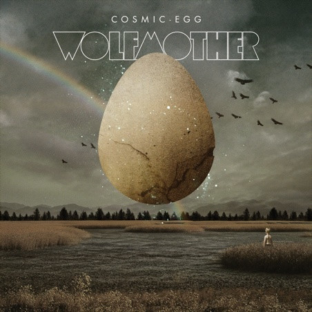 """Wolfmother """"Cosmic Egg"""""""