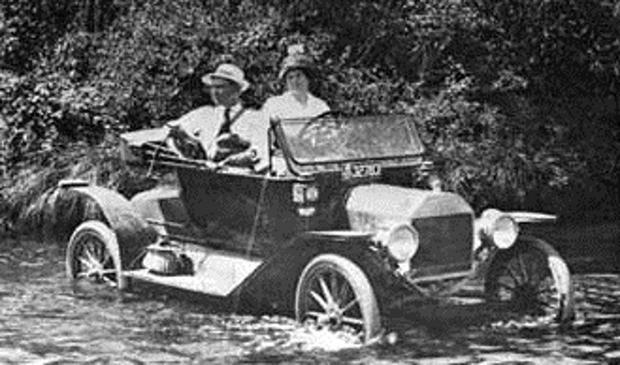 Ford Model T przez lata się nie zmieniał, a klienci nie widzieli potrzeby wymienić go na nowszy model