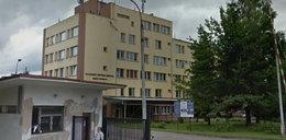 Pacjent wypadł z okna szpitala. Horror w Węgorzewie