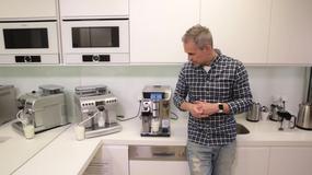 DeLonghi Primadonna Elite - test ekspresu do kawy. Twardy Reset 320