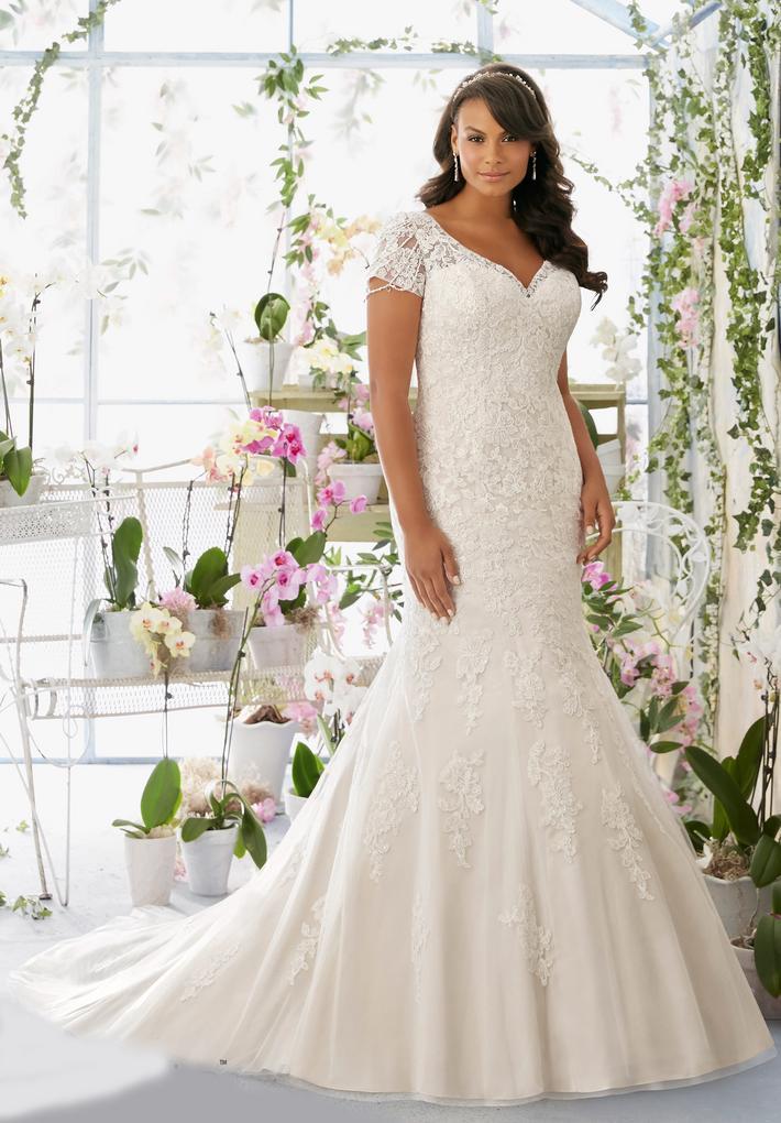 Suknie ślubne Dla Puszystych 20 Pięknych Propozycji
