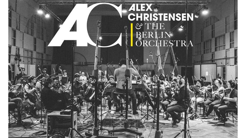"Okładka płyty Alex Christensen & The Berlin Orchestra ""Classical 90s Hits"""