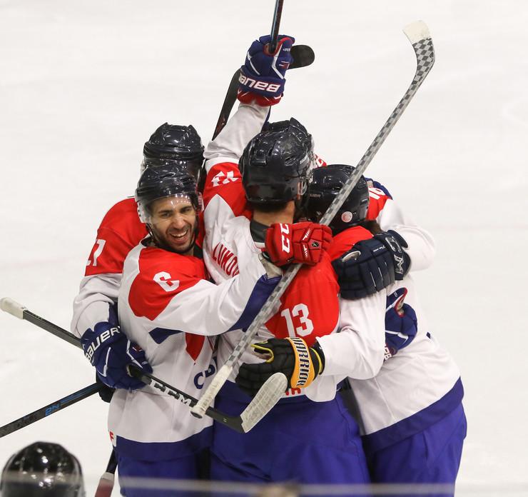 Hokejaška reprezentacija Srbije, Hokejaška reprezentacija Španije
