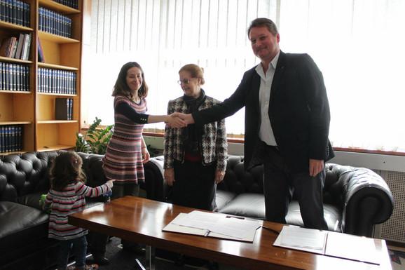 Porodica Davičo je rukopisnu zaostavšinu dala na čuvanje NBS