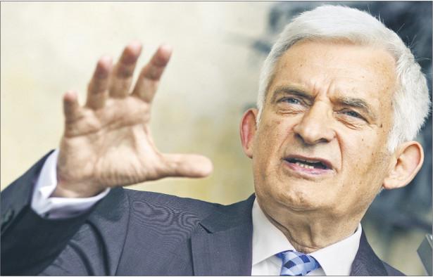 Jerzy Buzek, przewodniczący Parlamentu Europejskiego Fot. Parlament Europejski