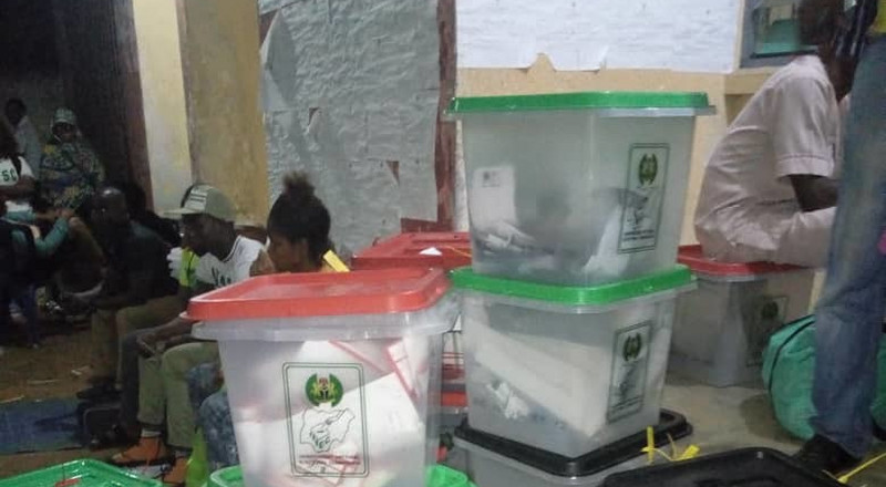 INEC hands staff over to Police for changing election figures in Imo