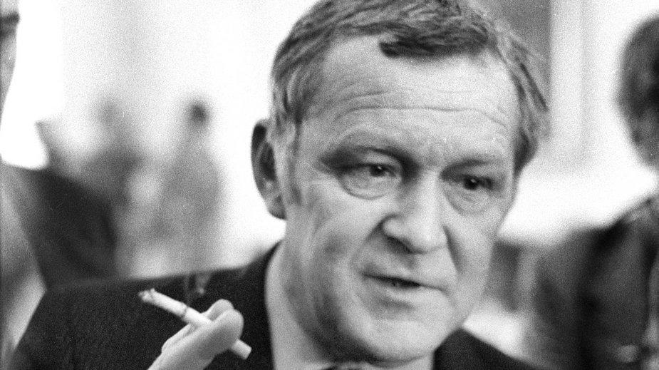 Mieczysław Rakowski - zdjęcie z 1981 r.
