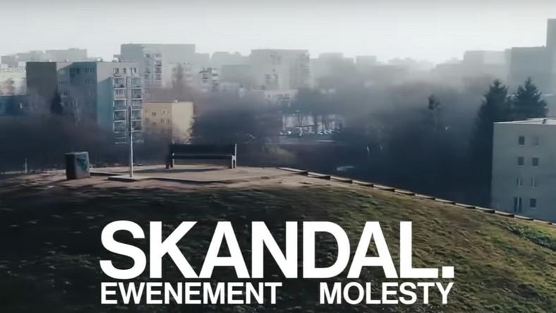 "Zwiastun filmu ""Skandal. Ewenement Molesty"""