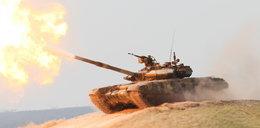 Prezent dla Rosji od polskiej armii!
