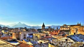 Amerykańscy turyści na Sycylii utknęli na skałkach