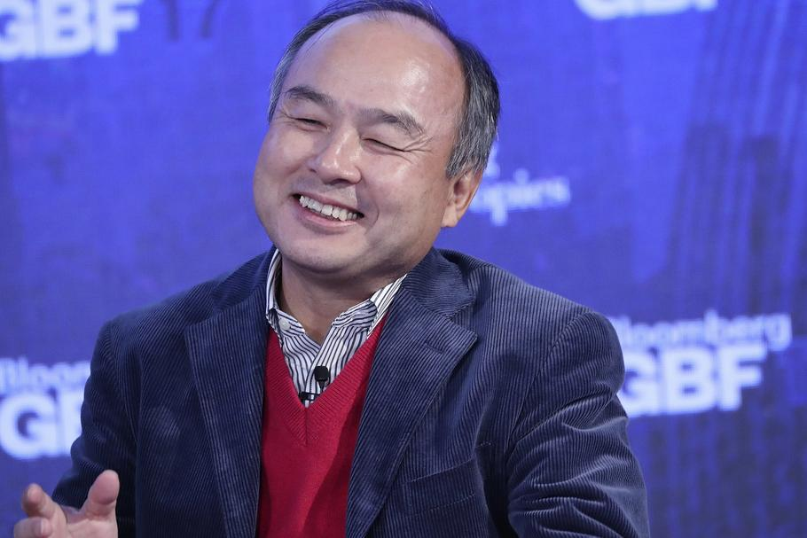 Masayoshi Son, prezes SoftBank Group
