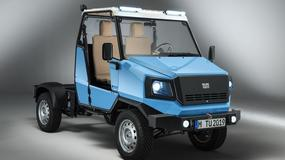 Elektryczna ciężarówka na afrykańskie bezdroża