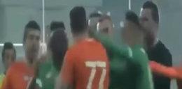 Bijatyka na meczu polskiego klubu