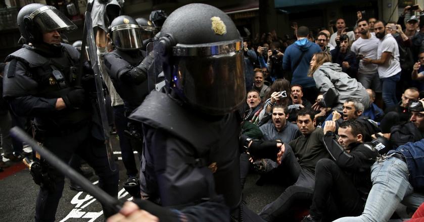 Katalończycy przeprowadzili referendum, które wpłynęło na rynki