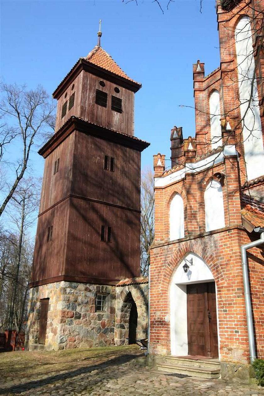 Rolnik powiesił się w dzwonnicy