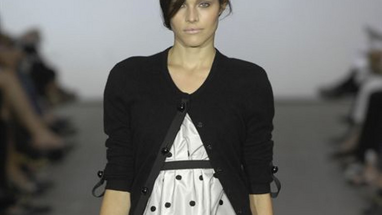 New York fashion week september 2006BEHNAZ _SARAFPOUR_Ready to wear spring summer 2007PHOTO:EAST NEWS/ZEPPELIN