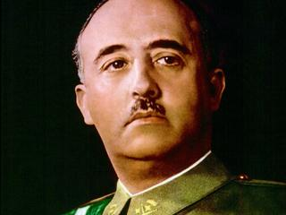 Generał Francisco Franco