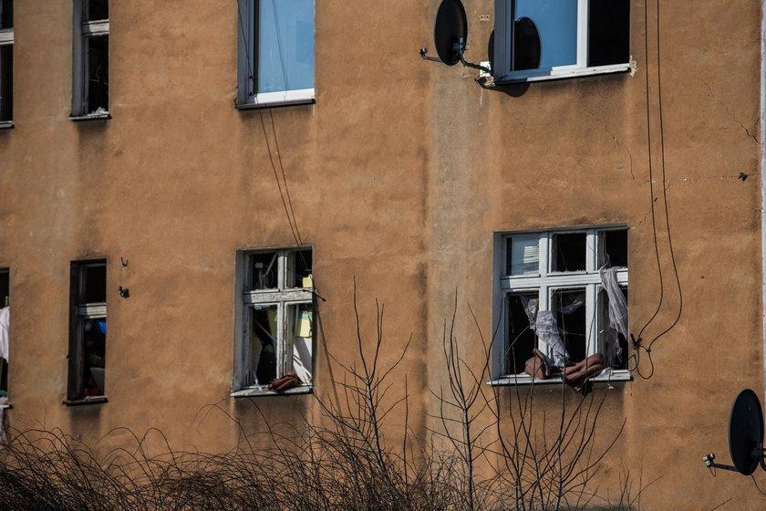 Wybuch gazu w Poznaniu