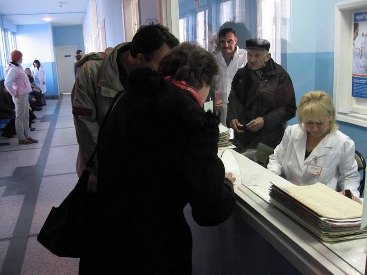 Dom zdravlja U Užicu: Prošle nedelje registrovano 1.558 obolelih od gripa