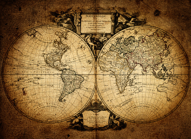 Mapa świata