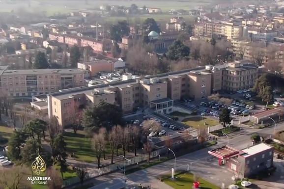 PUSTE ULICE Gradovi u Italiji u izolaciji zbog korona virusa (VIDEO)