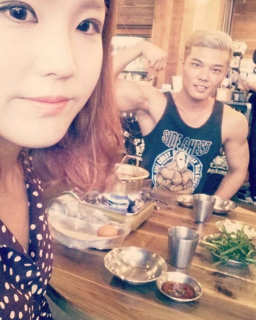 Song Jin Yoo i Shin Ji Hoo