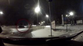 Na drogach - wieczór z życia policji