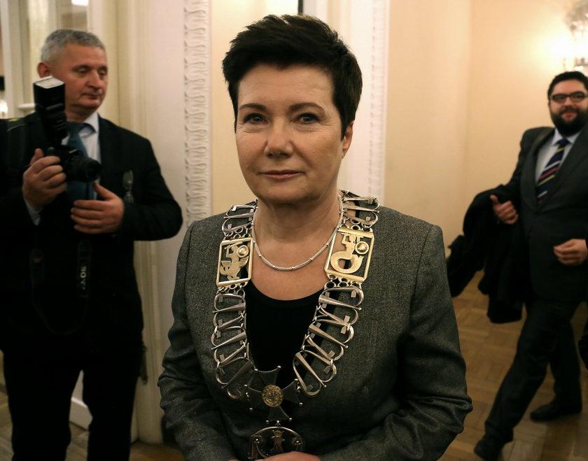Hanna Gronkiewicz-Waltz: Jarosław Kaczyński się na mnie mści
