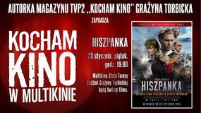 """""""Hiszpanka"""" w ramach cyklu Kocham Kino w Multikinie"""