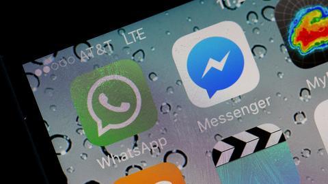 WhatsApp, Messenger