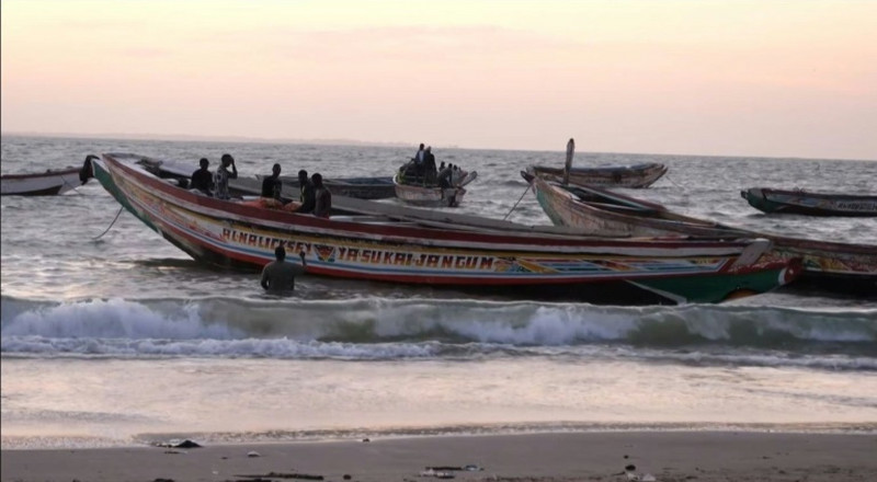 Dozens feared drowned after migrant boat sinks off Mauritania