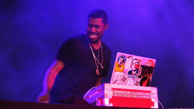 Flying Lotus (fot. Getty Images)