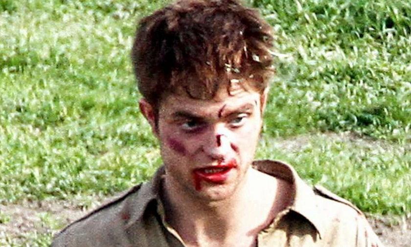 Pattinson znowu został wampirem?
