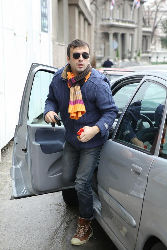 Bahat: Sergej Trifunović