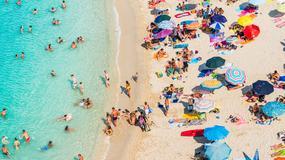 Na plażach w Włoszech coraz więcej zakazów