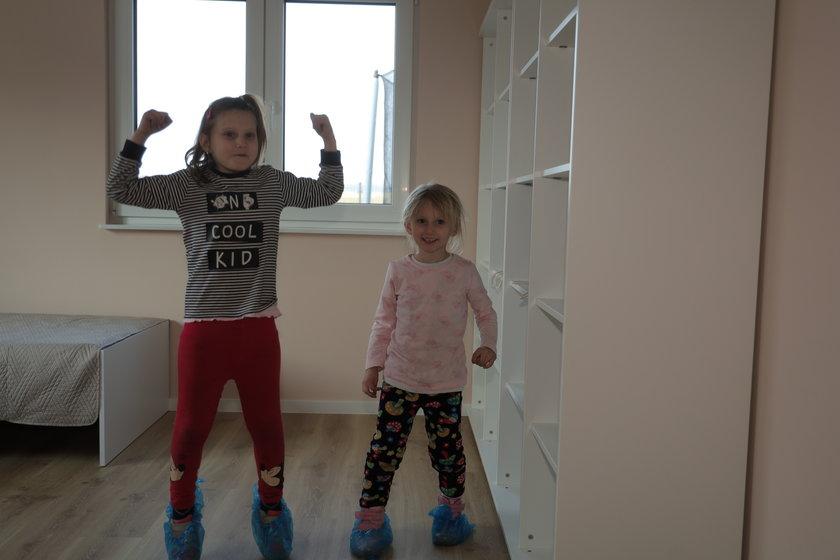 Matka 15 dzieci z Wierzbicy otrzymała klucze do nowego domu