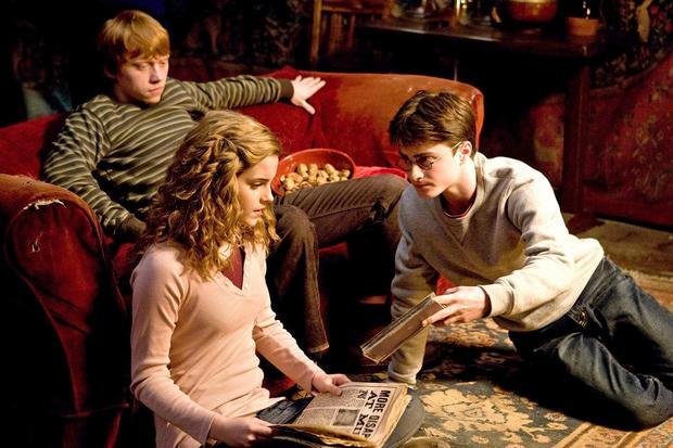 """""""Harry Potter i Książę Półkrwi"""" - kadr z filmu"""