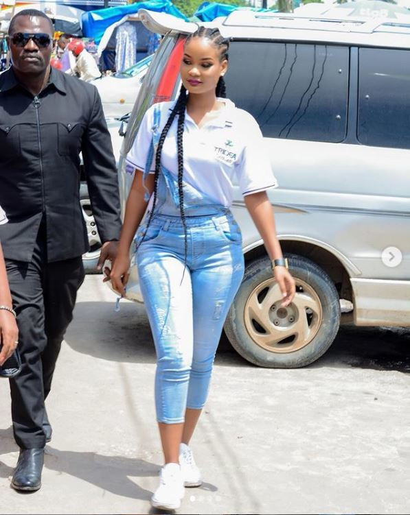 Hamisa Mobetto hires Diamond's ex-body guard