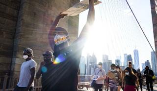 W Nowym Jorku trwają protesty, policja likwiduje tajną jednostkę