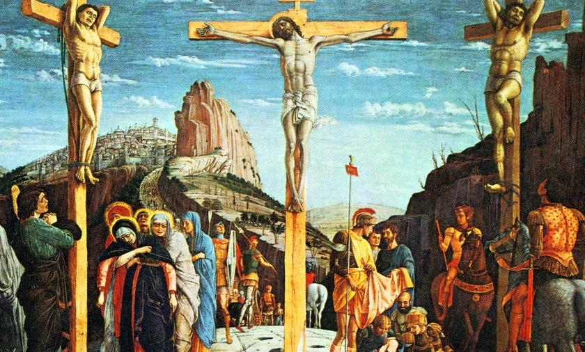 Tak Jezus umierał na krzyżu