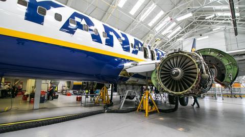 Po odebraniu 155 samolotów, Ryanair będzie mieć najmłodszą flotę w Europie.