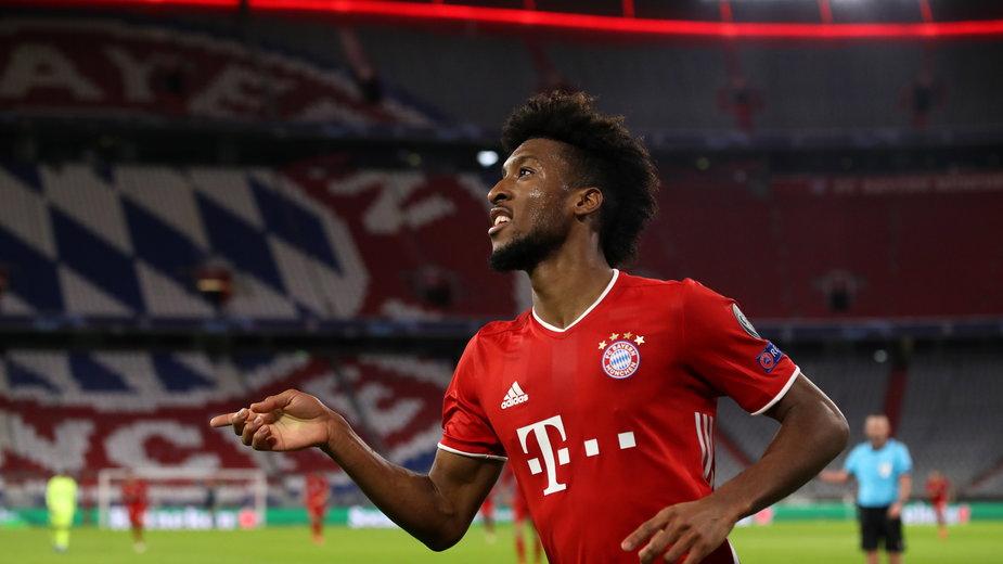 epa08763293 - GERMANY SOCCER UEFA CHAMPIONS LEAGUE (Bayern Munich vs Atletico Madrid)