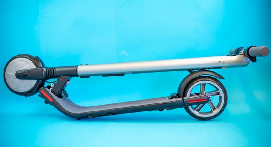E-Tretroller Segway ES2 im Test: viel Spaß, keine Zulassung