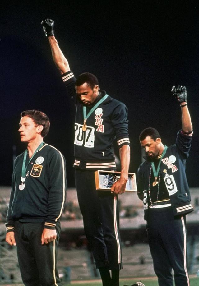 Jedna od najučvenijih sportskih fotografija svih vremena