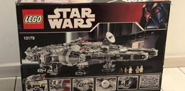 Dają prawie 10 tys. zł za klocki Lego! Cena może wzrosnąć