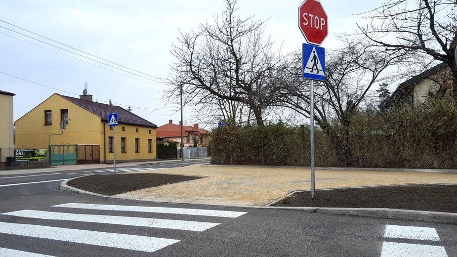 Ozorków - inwestycje drogowe