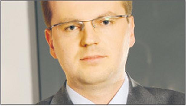 Dominik Wałkowski, adwokat w kancelarii Wardyński i Wspólnicy